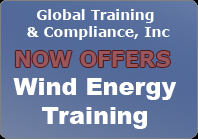 Now offering Wind Energy Training
