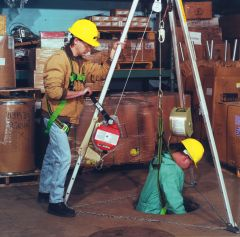 Confined Space Systems and Rescue Devices