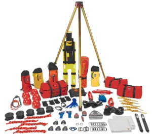 Confined Space Team Kit-Rigging